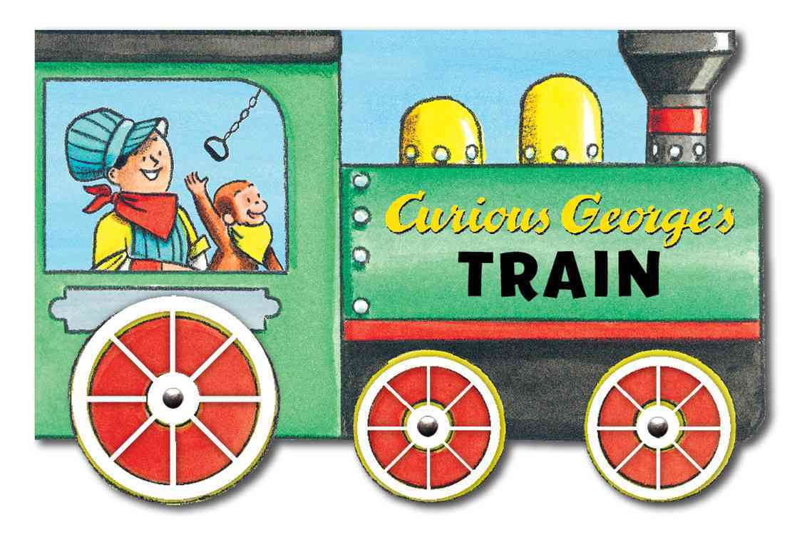 Curious George's Train By Rey, H. A.